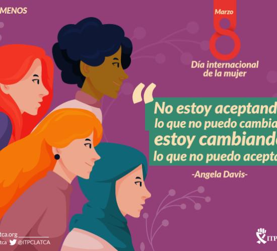8M - Día Internacional de la Mujer