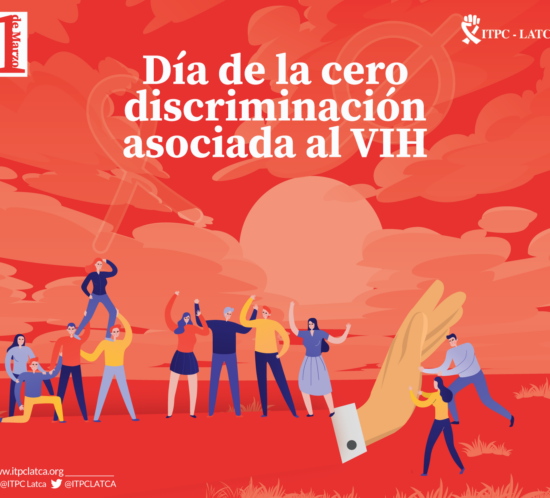 Día de la cero discriminación asociada al VIH